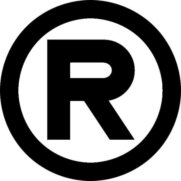 登録商標マーク