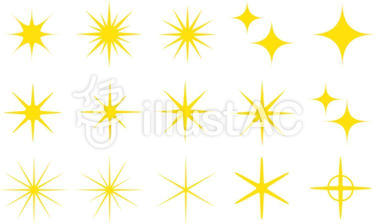 star-001のイラスト